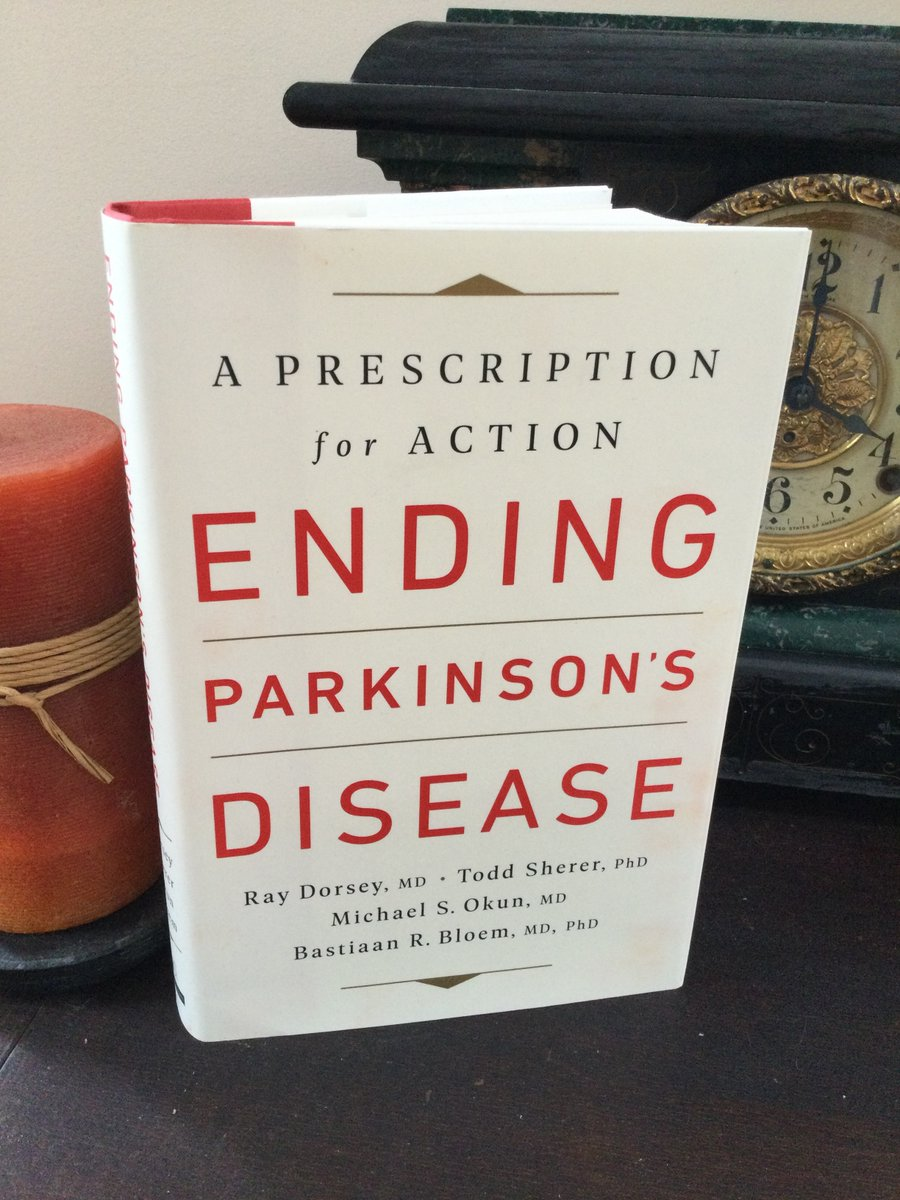 Tune in to @SIRIUSXM's @NYUDocs at 11:30amET today to hear @DrNieca interview Dr. @RayDorseyNeuro and Dr. @MichaelOkun about ENDING PARKINSON'S DISEASE. https://t.co/CDmJCwASoQ
