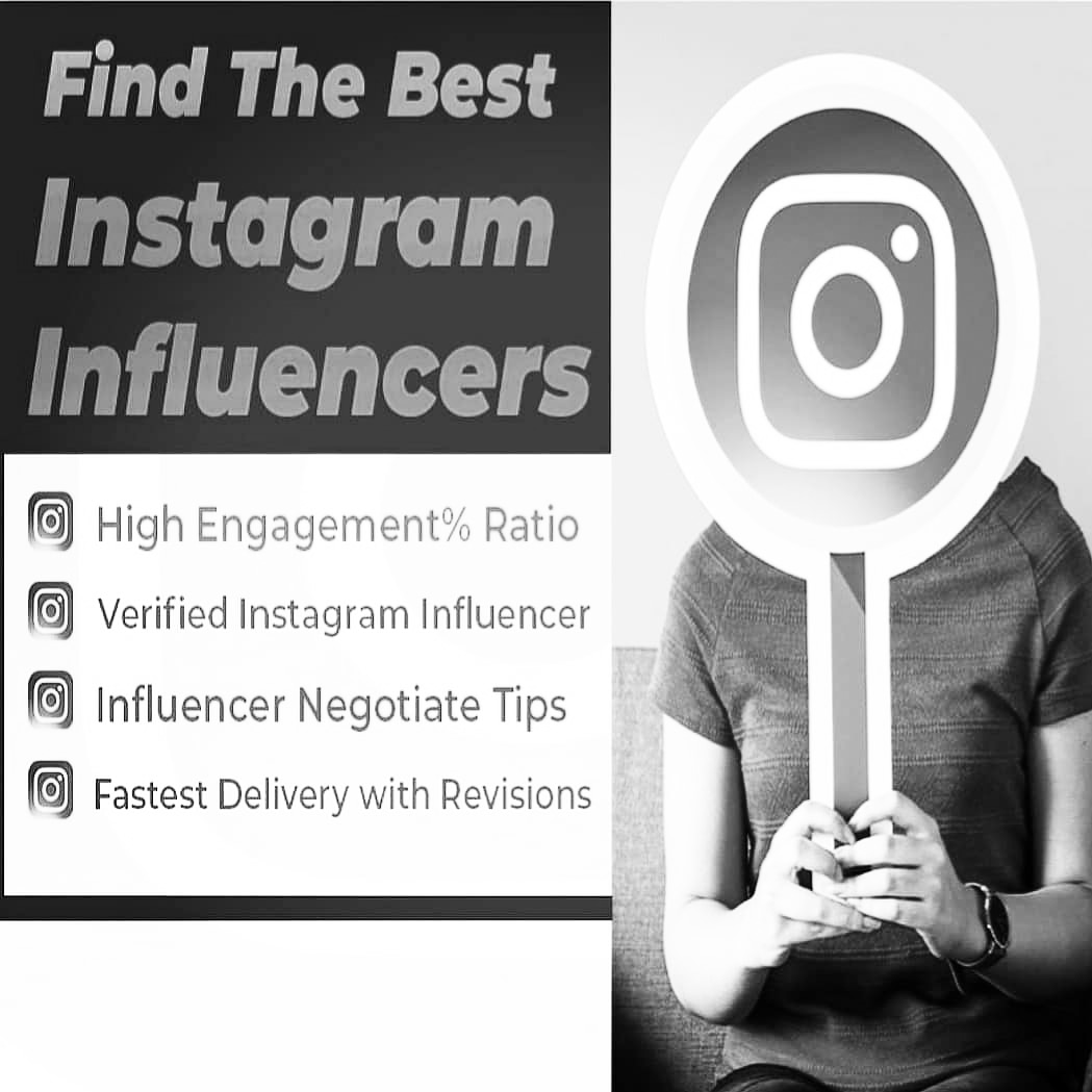 Inwill find you best #socialmediainfluencer for your targeted Niche.  Click here for order:  #influencer #InfluencerMarketing #trump #usacapitol #USAElections2020 #AUSvIND #USArmy #AmericaOrTrump #bospoli #boycottwhatsapp #WhatsApp #SignalApp #telegramapp