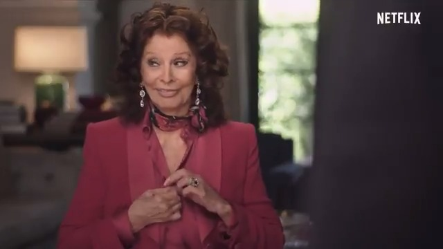In times of doubt and uncertainty, ask yourself, WHAT WOULD SOPHIA LOREN DO?   A new documentary short directed by Ross Kauffman, coming to Netflix globally January 15.