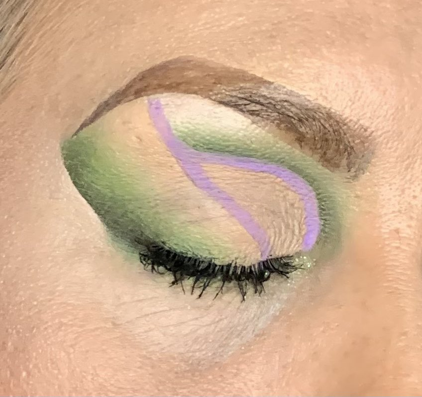 I always loved purple & green  💎If ya'd like to know what I used just ask me 🥰  #makeup #makeupartist #makeupinspo #makeuplover #makeupoftheday #makeupaddict #makeupobsessed #makeupbyme #colorfulmakeup #makeuponpoint #makeupart #wakeupandmakeup #mua