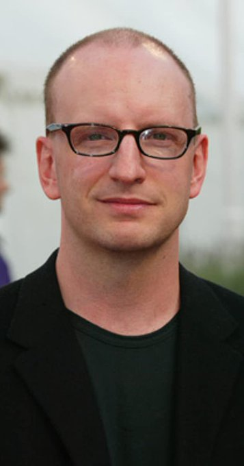 Steven Soderbergh? More like Steven So-Damn-Good-At-Making-Movies!  Happy birthday to the king.