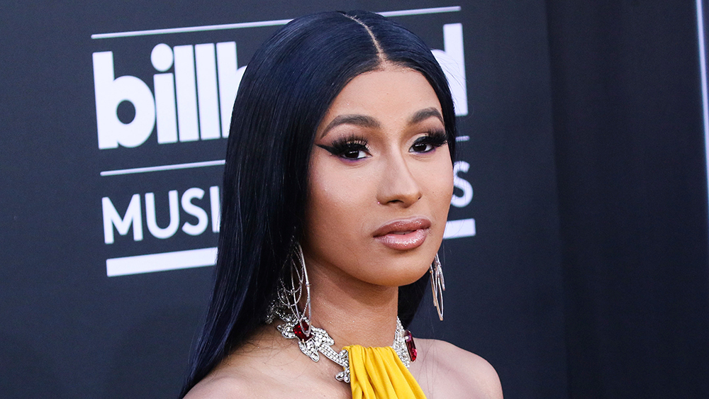 Cardi B Lands First Starring Movie Role in Paramount Comedy 'Assisted Living' (EXCLUSIVE) Photo