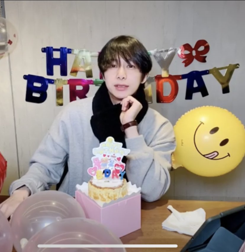 Happy Birthday #HYUNGWON I hope you have a great day today and the year ahead is full of many blessings. 🎂🎂🎂🎉🎉🎉🎉🥰🥰💖💖  #HBDtoHYUNGWON #HAPPY_HYUNGWON_DAY  #MONSTAX @OfficialMonstaX
