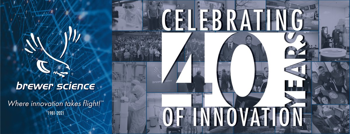 test Twitter Media - 40 Years of Innovation – Brewer Science Celebrates Its 40th Anniversary, Daring to Innovate Read the full announcement here:  https://t.co/lfAEMVDEvA  #BrewerScience40Years https://t.co/kp18aTnb22