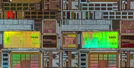 This month 40 years ago, @USC leveraged DARPA contracts to hasten microelectronics innovation by opening MOSIS—the Metal Oxide Semiconductor Implementation Service. MOSIS pioneered the cost-effective pooling of several chip designs onto a single semiconductor wafer.