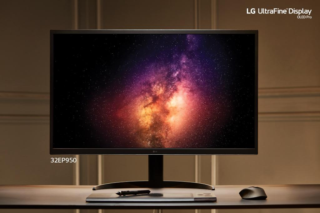 Imagine a monitor that delivers 99% color accuracy of DCI-P3 and Adobe RGB color space. Imagine the same monitor in 4K with a contrast ratio of 1,000,000:1. The #LGUltraFine OLED Pro monitor is here. #LGCES2021 #CES2021