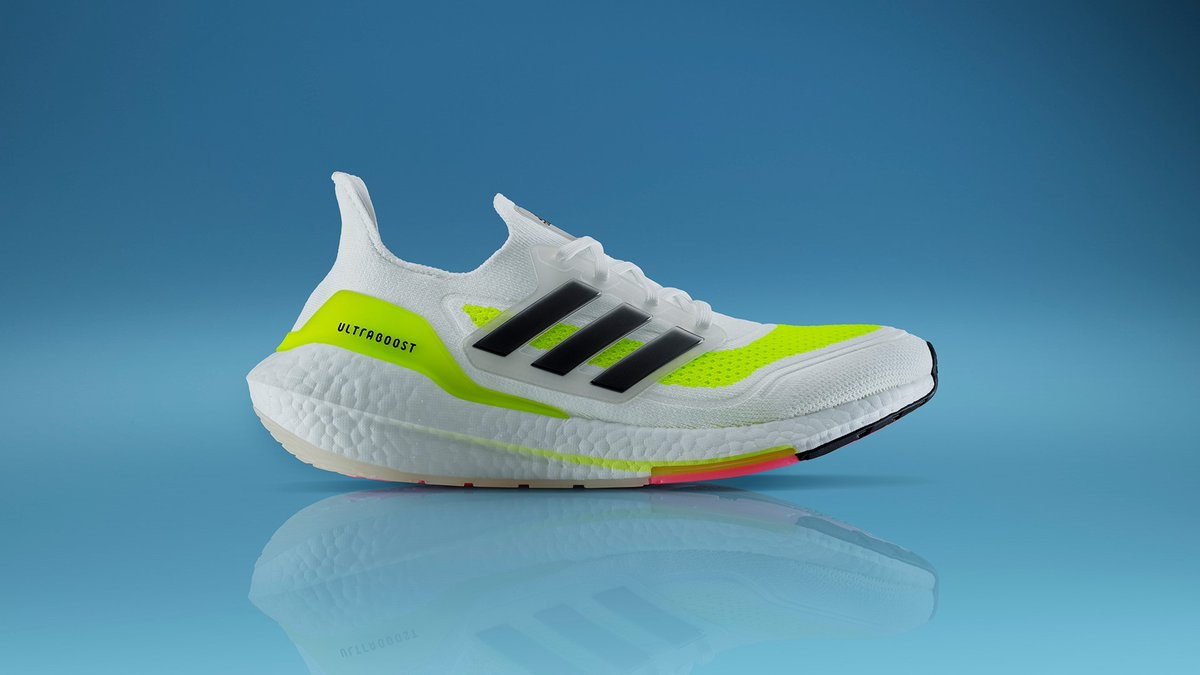 #ULTRABOOST 21 - @Adidas -