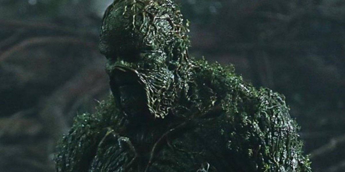 . @TheCW Boss Says #SwampThing Could Join the #Arrowverse https://t.co/agYajh7FPJ https://t.co/1XmwMcCB1s