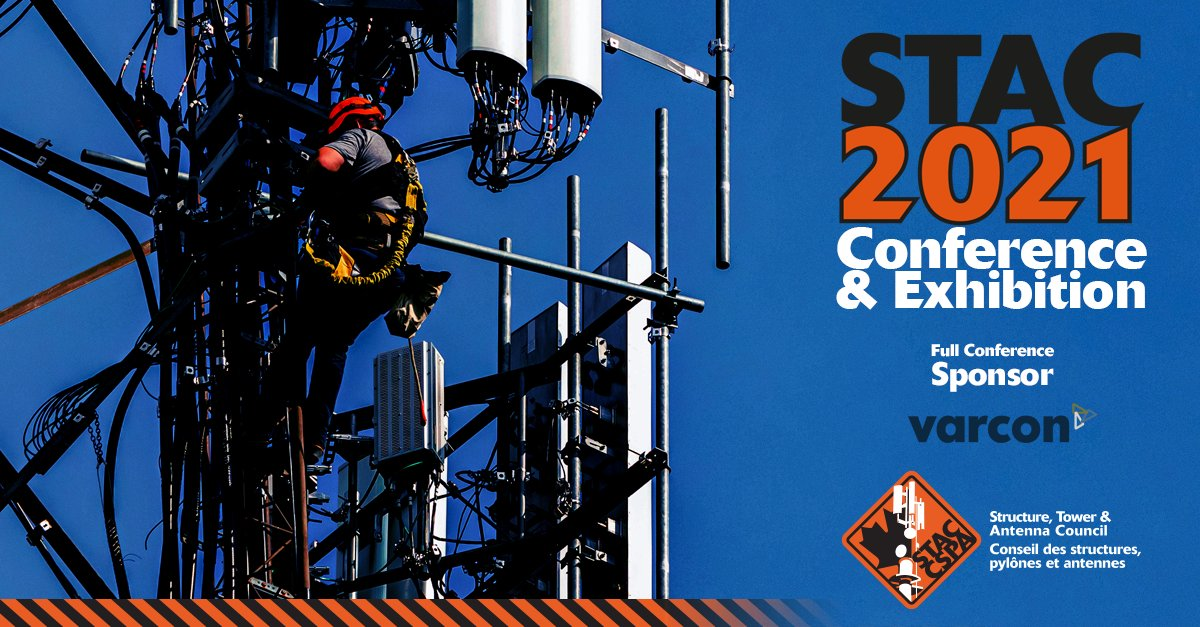 test Twitter Media - STAC is thrilled to announce the opening of registration for the #STAC2021 Conference & Exhibition, taking place online from April 12-16. Register today for Canada's premier tower safety event at https://t.co/TdIKI1NIZC https://t.co/3fyFeySjVv