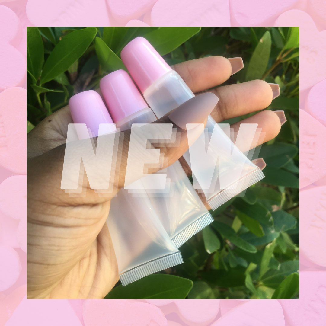 NEW! NEW! NEW! • We Now Have New Pink Supplies💕 Shop Today💕 #bossbabe #blackownedbusinesses #smallbusiness #lipglossbusiness #lipglossaddict #explorepage #shoplocal #shopsmall #trending #positivevibes #bosslady #bossup #lipglosslover #selflove #selfcare