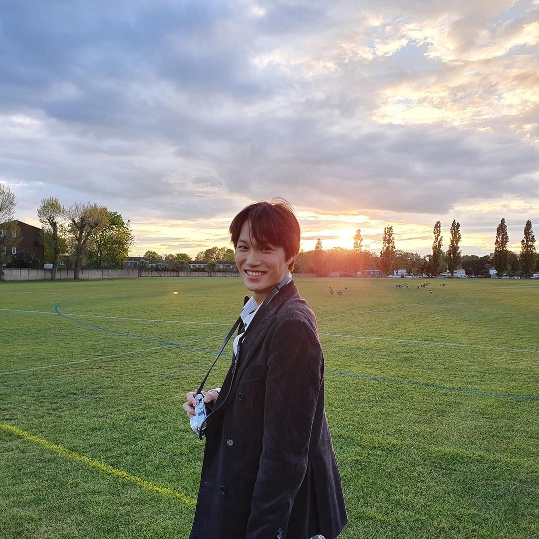 @kjiunionmy @weareoneEXO HAPPY BDAY KAI, my spiritual pillar. Your happiness & health matters just be yourself. I always want to see ur healing smile and I wish to see u more on stage performing what u love.  #ArtistKaiDay #HappyKaiDay #종인아생일축하해 #가장_따뜻한_겨울_카이데이 #KAI@weareoneEXO #EXO