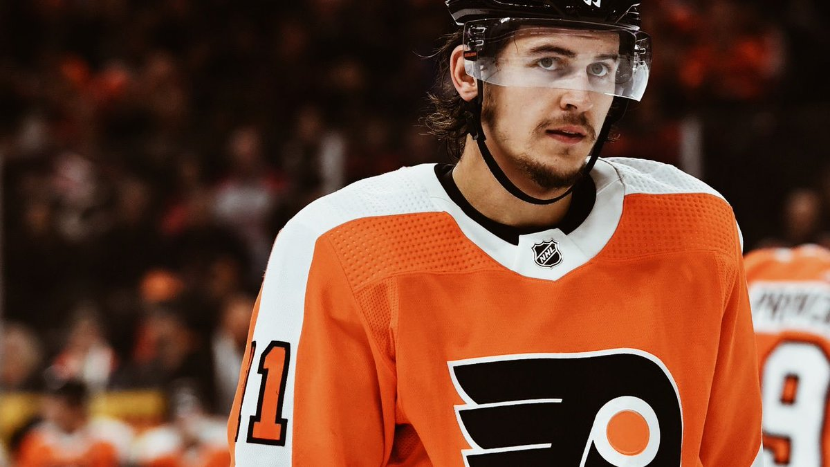 Travis Konecny • #PHI  #AnytimeAnywhere