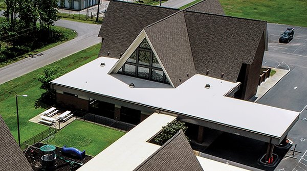 Before you bid on only half of the roof, talk to GAF first. Learn more about our low-slope and steep-slope roofing solutions: