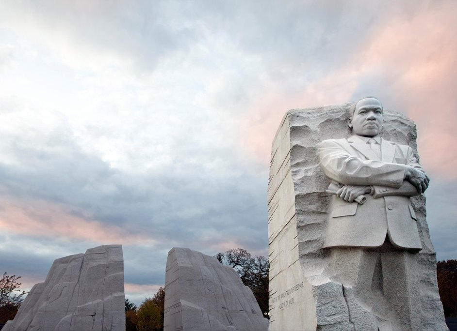 In honor of the Birthday of Martin Luther King, Jr., NPS sites will have free admission on Monday, January 18, 2021. Commemorated on the third Monday of January, it is also a day of service across the country. Learn more at:   #FindYourPark #MLKDay2021