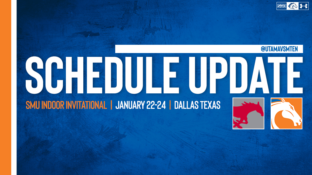 We have added the SMU Indoor Invitational to our schedule! The season is now just over a week away! #MavUp🐴 https://t.co/dyL7P9MA8U