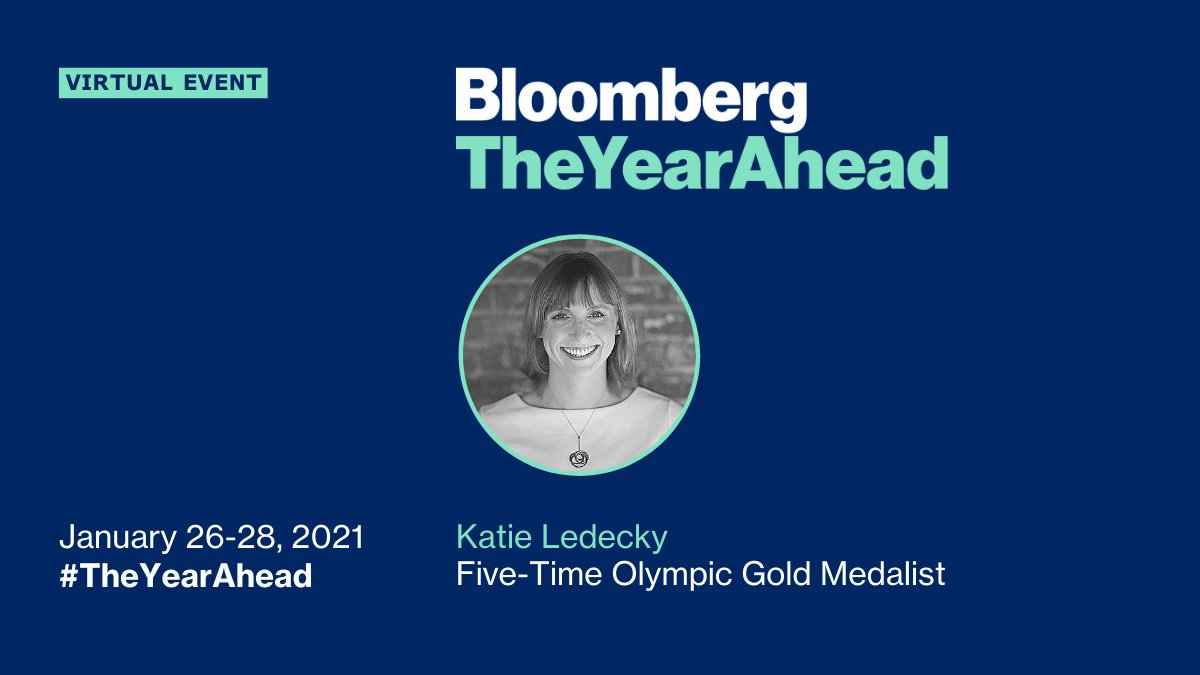 After 2020's postponed Olympic Games there's renewed 2021 optimism. But with uneven vaccine distribution, there's also nervousness as we approach July. @katieledecky talks training, and what #TheYearAhead holds for someone who's broken 14 world records.