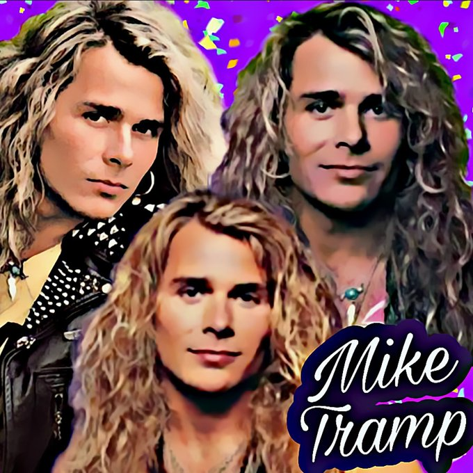 Happy Birthday Mike Tramp