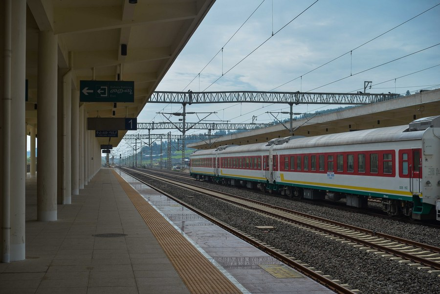 Chinese-built infrastructure is expected to fuel East Africa's economic growth in 2021