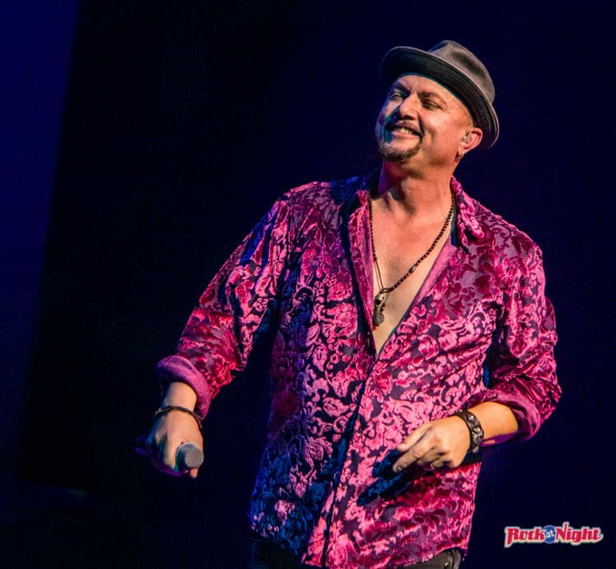 Wishing Geoff Tate a very happy birthday today! Chyrisse Tabone from Rock at Night Magazine 2020