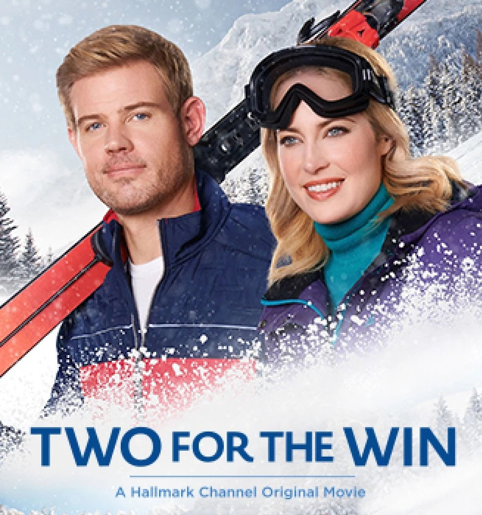 Replying to @Mamaw1521: Who is ready for #TwoForTheWin with @TrevDon on @hallmarkchannel at 9:00pm Saturday night?