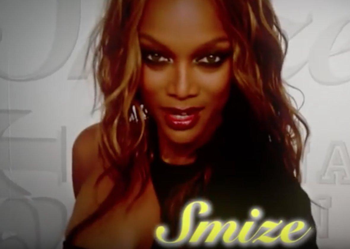 @JRVJ71 #Smize