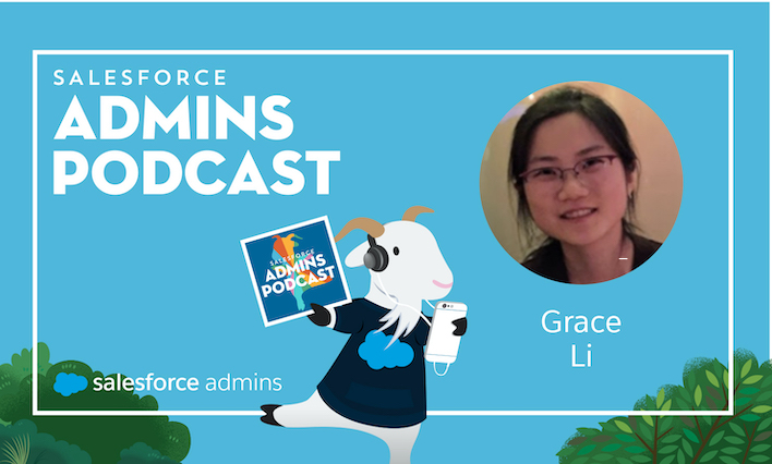 Let's get ready for the Spring '21 #SalesforceRelease with Product Manager @glacier4ce. On the podcast today, hear about the new In-App Learning and Guidance Center features for #AwesomeAdmins.  We promise it won't be puzzling 🙃  🎧 →