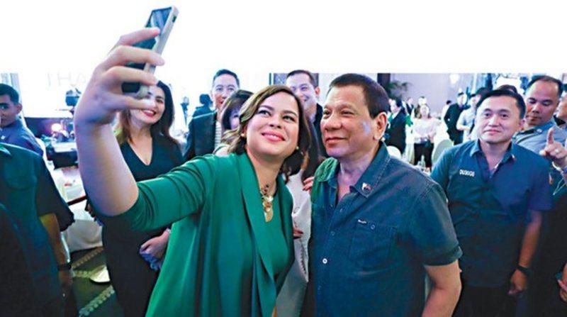 الرئيس الفلبيني: المرأة لا تصلح لمنصب الرئاسة.