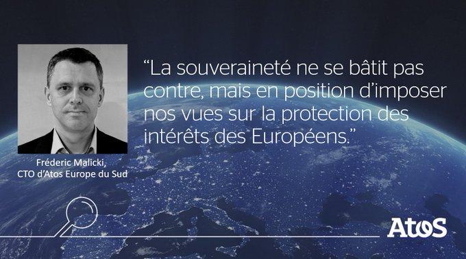 Connaissez-vous le projet collaboratif de multi-cloud GAIA-X ? 🤔 Fréderic Malicki, CTO...