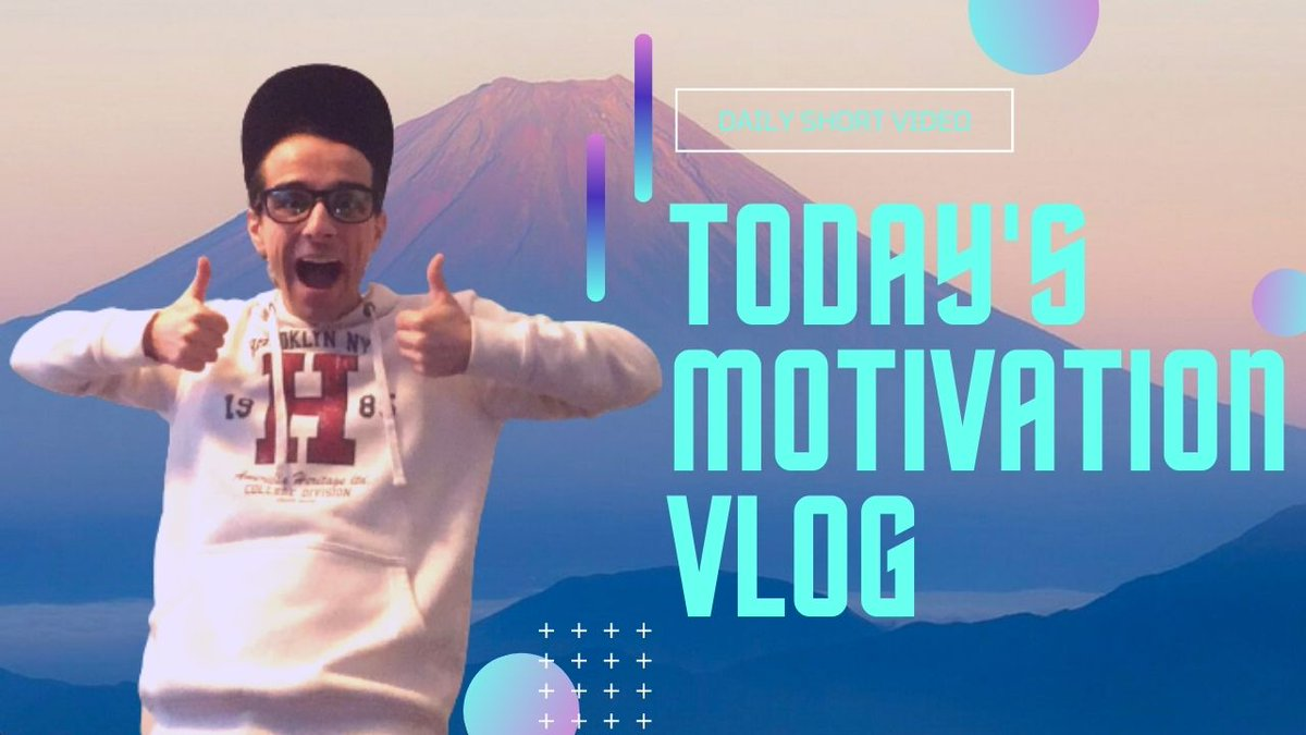 Hey everyone! In case you miss it I will leave this Thumbnail here from my video today...   GO CHECKOUT THE VIDEO IS SHORT AND MOTIVATED.   HIT THE SUBSCRIBE BUTTON AND LIKE...     #thursdaymorning #YouTuber #youtubechannel #Video #trend #viral #thumbnail
