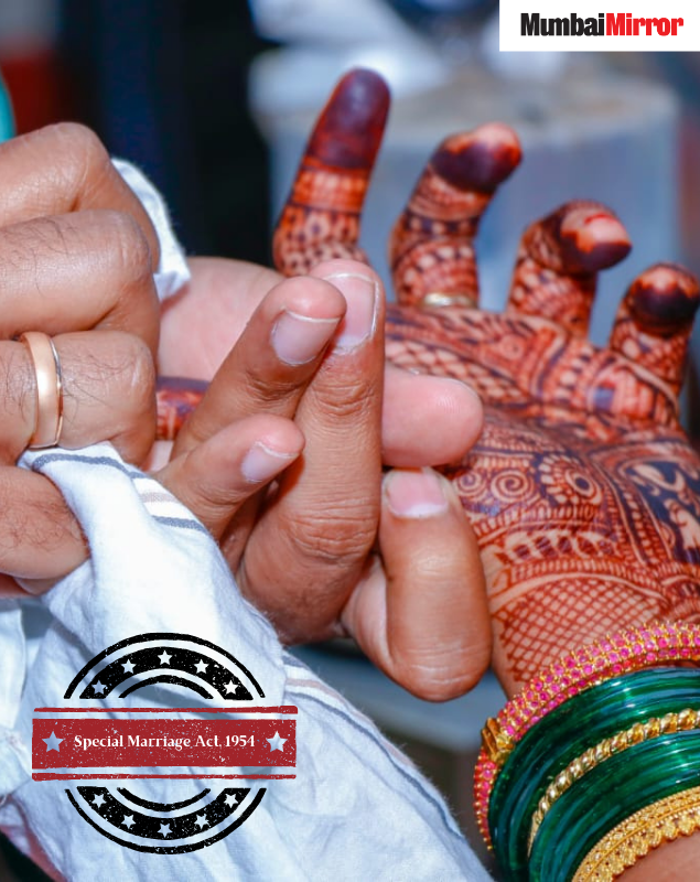 Inter-Faith Marriages: Special Marriage Act of 1954 is a boon for couples but the journey can be painful for some. Here's one such story  Read--