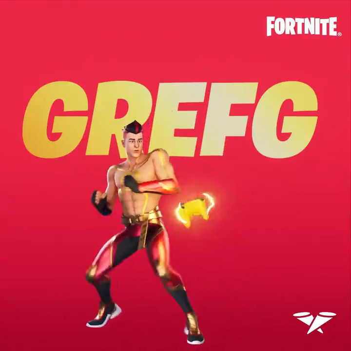 And you thought he'd never get here.  The one and only @TheGrefg Set is available in the Shop now as part of the Icon Series!