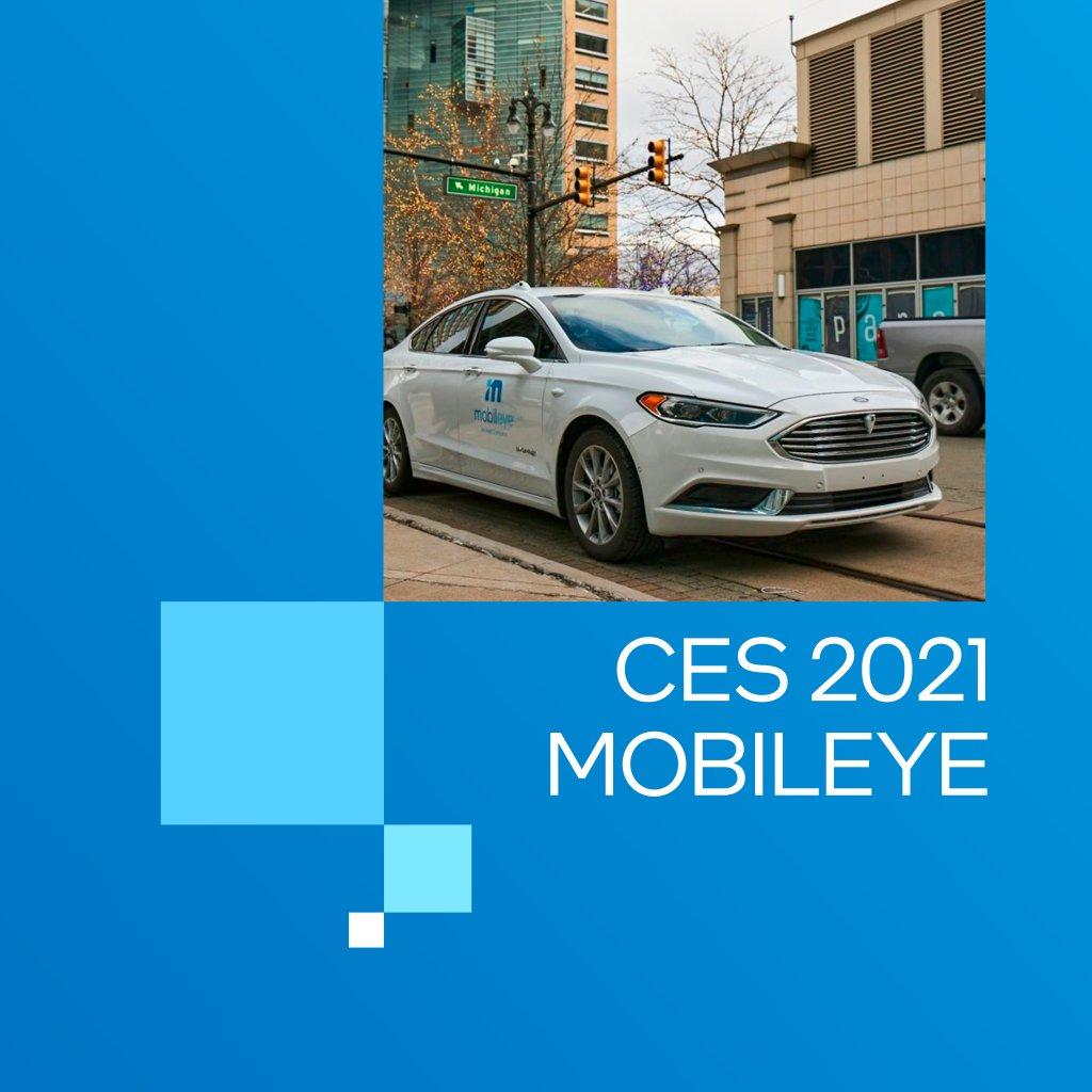 Quem sonha em dirigir um carro autônomo com segurança? 🙋♂️ Na CES 2021, a Mobileye (empresa do grupo Intel), soltou um spoiler da sua nova estratégia e tecnologias, que permitirão que veículos autônomos cheguem em todo mundo e salve vidas. Saiba mais: https://t.co/czgrc36I2Y https://t.co/PhoI6MnaAM