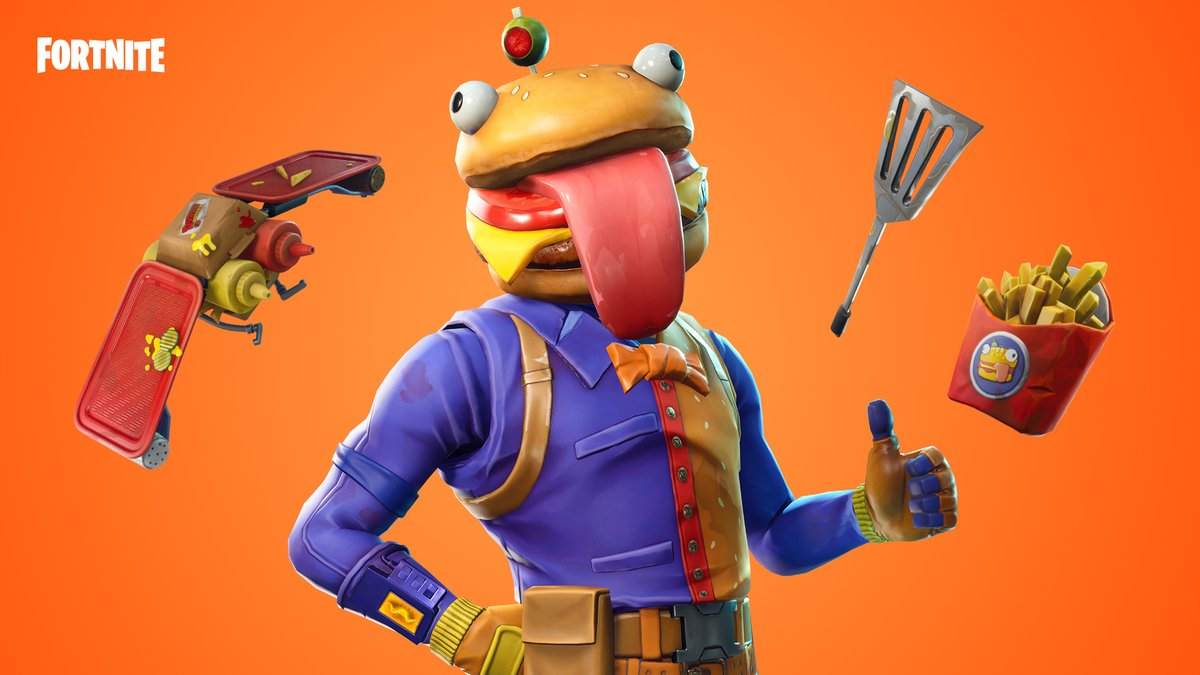 Order up!  Grab the Beef Boss Outfit in the Shop now!