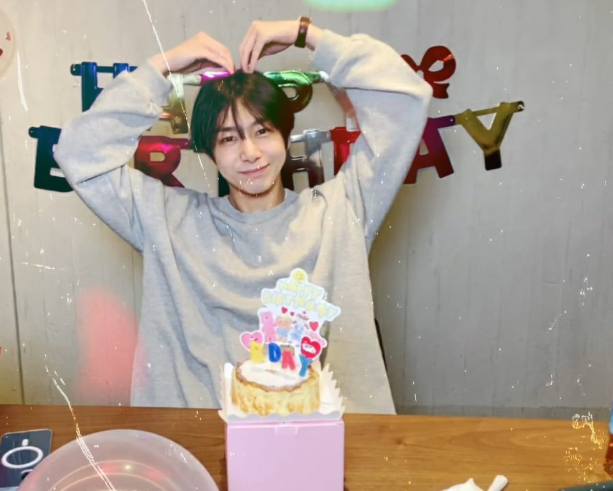 Today our baby is 27 years old  I love you hyungwon  #생일축하합니다형원 #PrinceHYUNGWON'sDay #HappyBirthday #HYUNGWON #MONSTAX #Monbebe @OfficialMonstaX