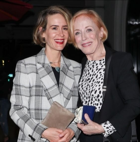 Happy birthday to the queen and awesome person aka Holland Taylor