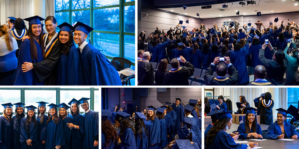 #Throwback to our January 2020 #grad ceremony! We certainly miss gathering together, but for now, we can continue to celebrate student achievements through social media.  If you have a #CTCSuccess story to share, we would love to hear from you! #tbt