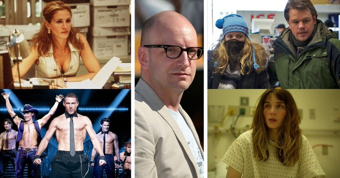 Happy birthday Steven Soderbergh! What your favourite film by the acclaimed American director?