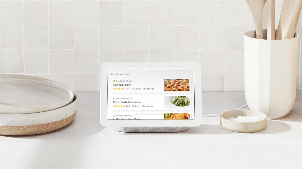 """With a little help, making dinner is as easy as using the ingredients you have—just say, """"#HeyGoogle, what can I make with broccoli and cheese?"""""""