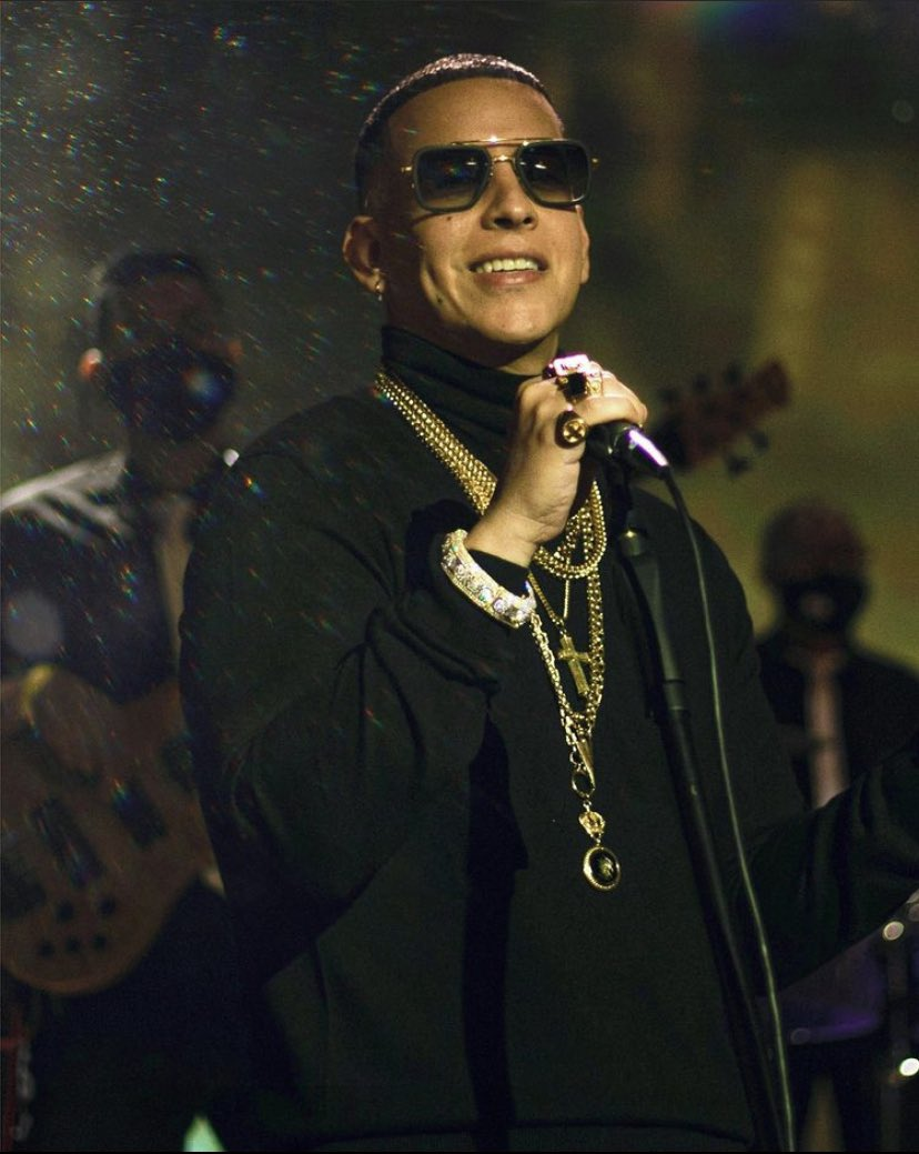 Daddy Yankee (#41) has surpassed Enrique Iglesias (#40) and has now broken the record for the most top 10s on Billboard's Latin Airplay chart history.