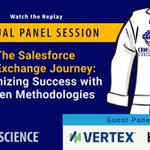 Image for the Tweet beginning: ⚡Watch the Replay⚡  The Salesforce #AppExchange