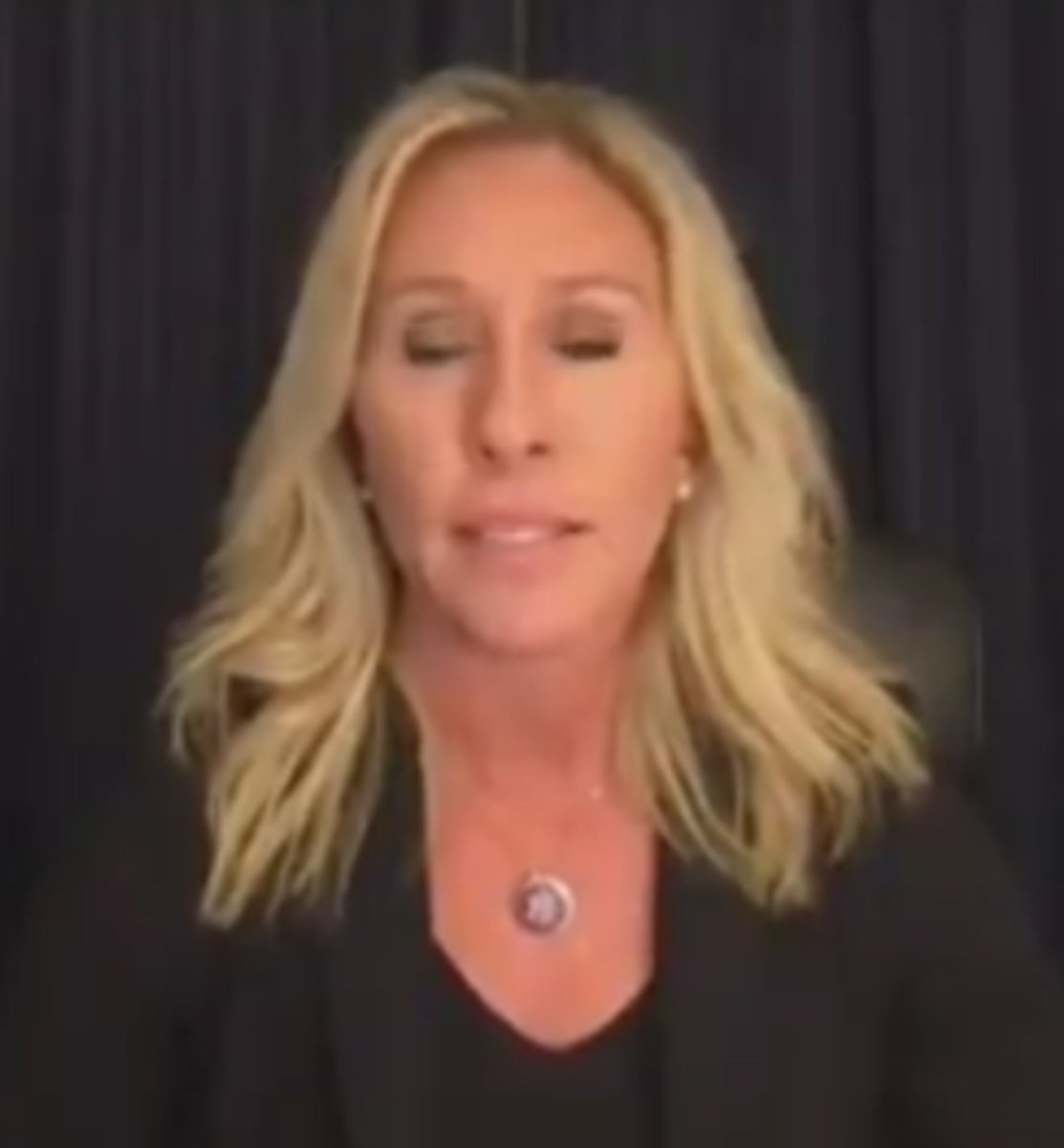 @atrupar Wake up Karen! Who elected Karen to congress? #Narcolepsy  #Tomi #AmericaOrTrump #ExpelTheSeditionists #ExpelTedCruz #ExpelJoshHawley #impeach #ImpeachTrumpAgainNOW #LaurenBoebert #MorningJoe