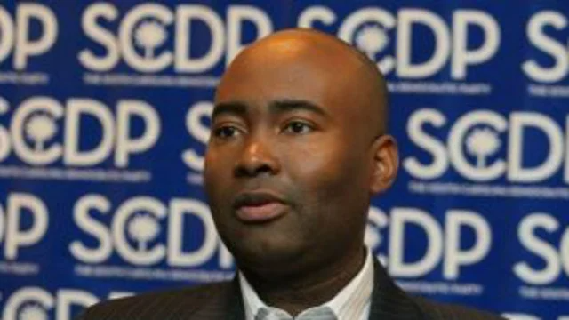 JUST IN: Biden to name Jaime Harrison to lead the Democratic National Committee: report
