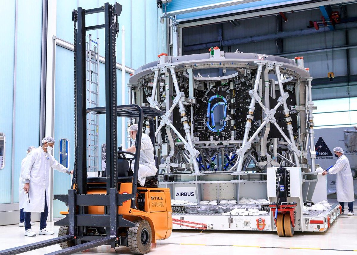 A look back at 2020 and all the work done for @NASA_Orion and European Service Modules to take humankind to the 🌖... blogs.esa.int/orion/2021/01/… #ForwardToTheMoon #Artemis