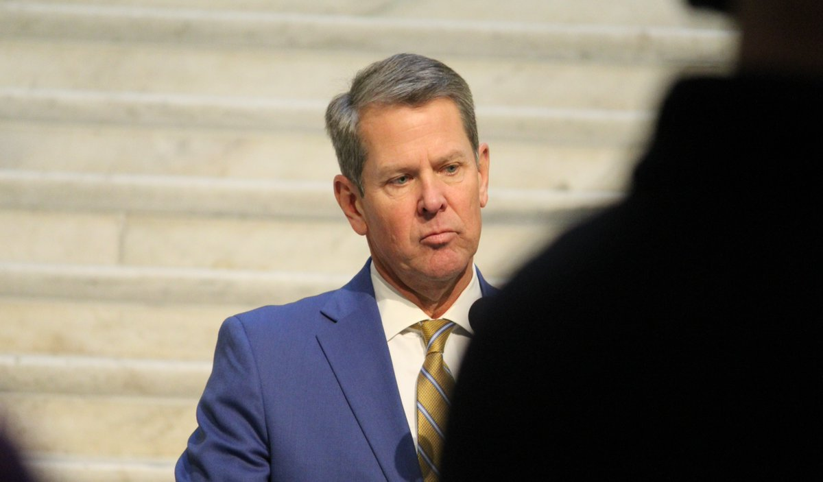 Today on WABE:  -Kemp delivered his State of the State address.  -Grady Hospital is at capacity.  -Delta lost over $12B in 2020 but confident it can recover.