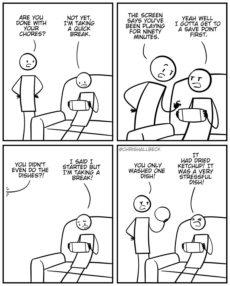 Chores. https://t.co/gAbysz7WMK