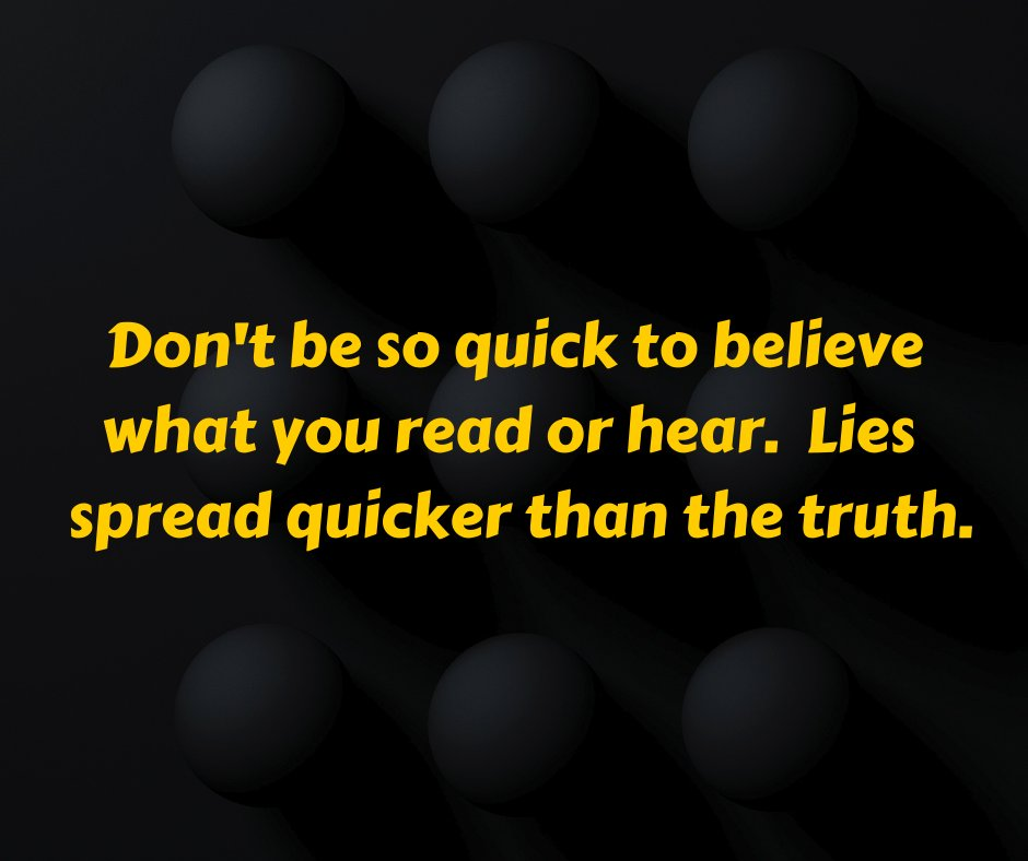 Never accept anything you hear or see at face value.  Dare to question and seek the truth. #ThursdayThoughts #ThursdayMotivation #ThursdayMorning #quote