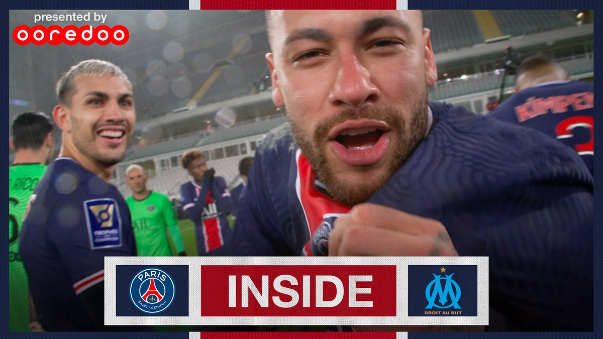 👀🎦 [𝗜𝗡𝗦𝗜𝗗𝗘]  Behind the scenes of the victory in the #TDC2020  🏆🔥  🔴🔵 #AllezParis