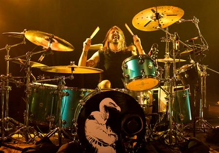Happy Birthday to the man, the myth, the legend; Dave Grohl.