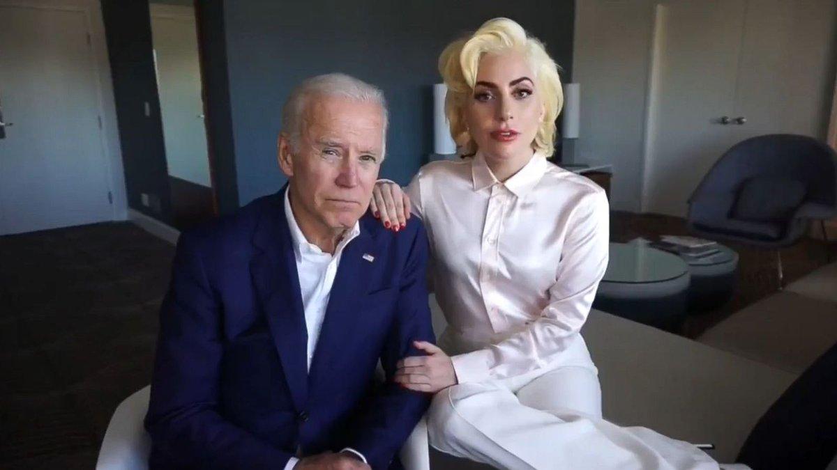 .@ladygaga to perform the National Anthem at Joe Biden's Inauguration https://t.co/9EyQxUYgqI https://t.co/yyG4xL73Tg