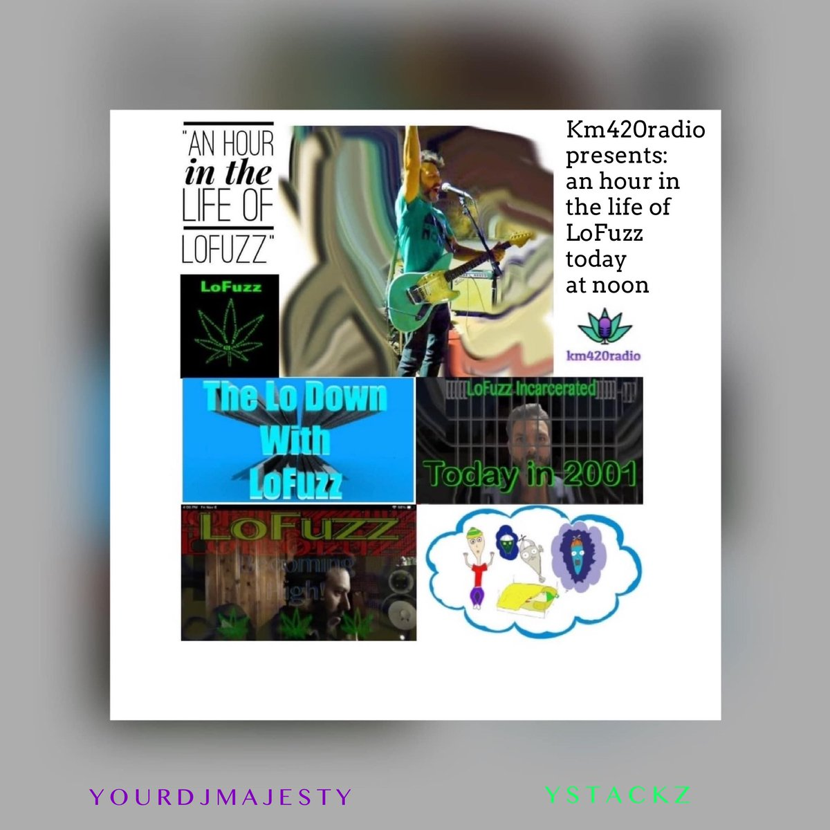 12:00 PM CST 🔥  🔥  #jonathanandhisstories #lofuzzmusic #Livestream  #music #indie #artist #love #bluesrockandroll #anomaloussaounds  #amazon #thursdayvibes #ThursdayMotivation #becominghigh #420friendly